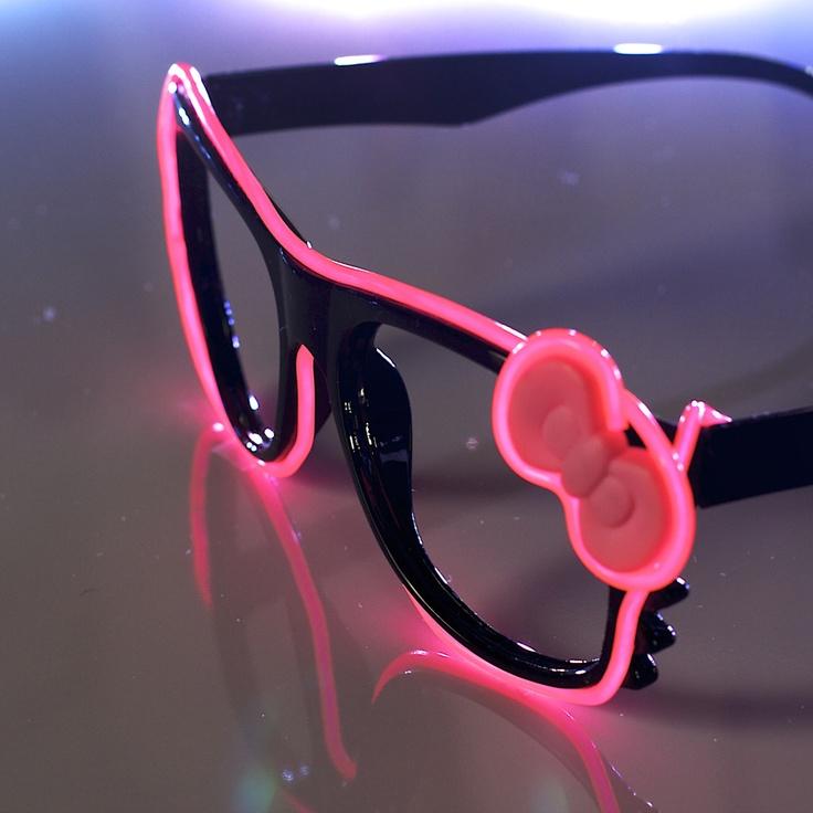gafas ray ban de hello kitty