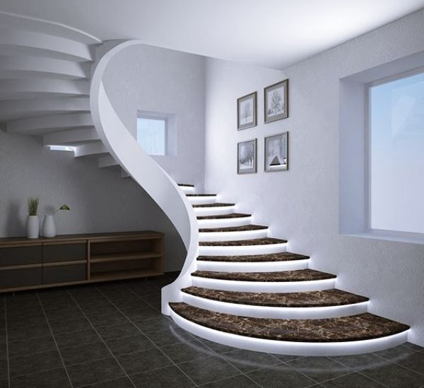 40 Perfect Staircase Railing Designs And Ideas Staircaserailings Perfect Staircase Railing Designs Staircase Railing Design Home Stairs Design Stairway Design #staircase #design #in #living #room