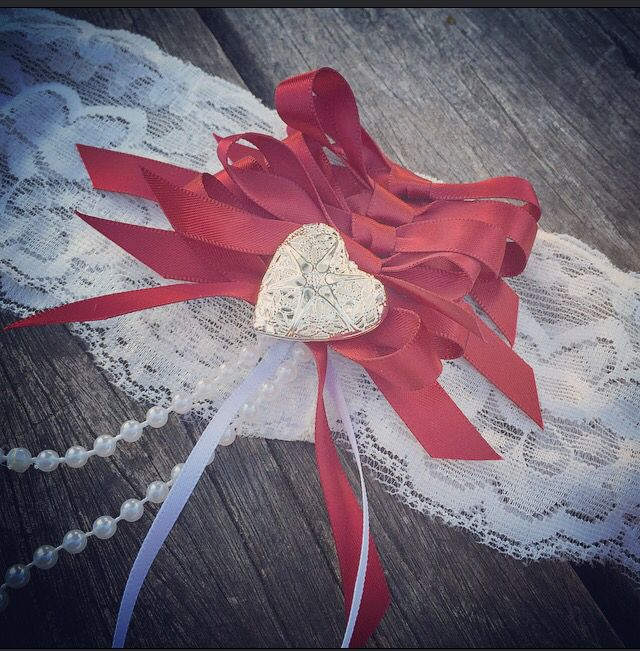 Add Some Colour To your garter !