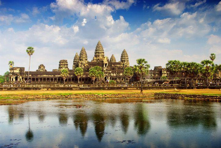 2. Camboja | 13 países baratos que são perfeitos para viajantes econômicos