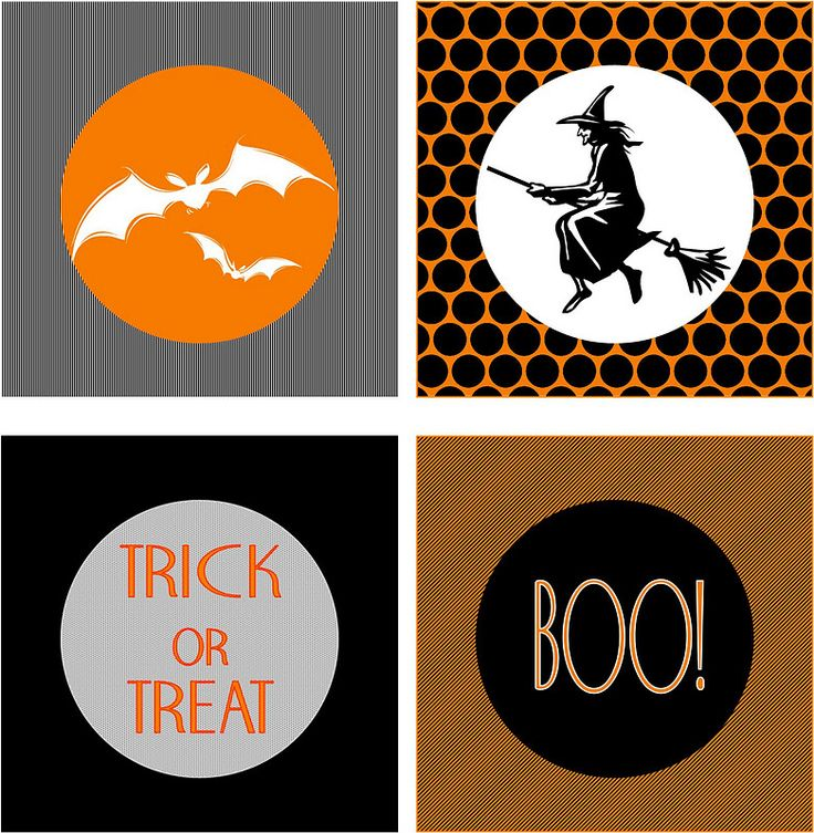 embellish free printables trick or treat halloween party - Halloween Trick Ideas