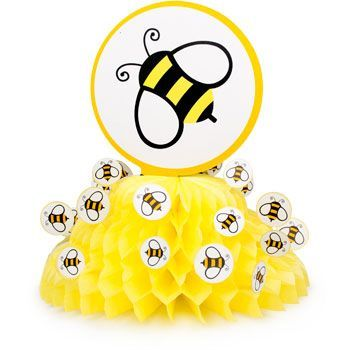Shop For Bumble Bee Centerpiece Each And Other Centerpieces Decorations We Offer The Most Popular Party Supplies At Whole