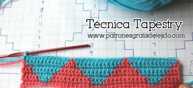 Cómo se realiza la técnica Tapestry paso a paso