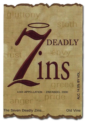 "Good review of one of my favorite ""affordable"" wines seven-deadly-zins"