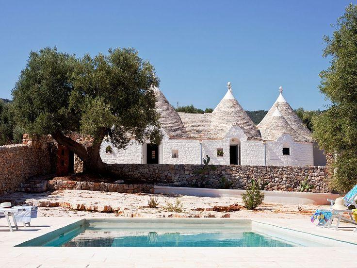 Trulli With Pool, Air-conditioning,... - HomeAway Fasano