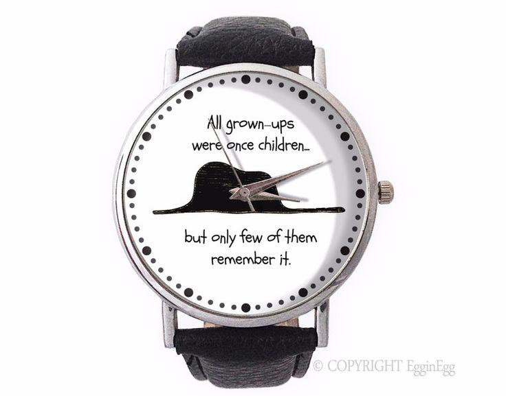 Zegarek Mały książę, 0966WSB - EgginEgg - Zegarki na rękę