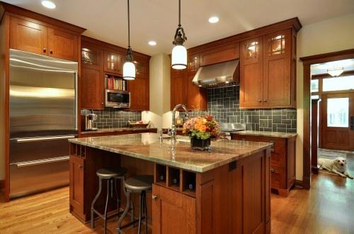 Best 175 Best Craftsman Style Kitchens Images On Pinterest 400 x 300