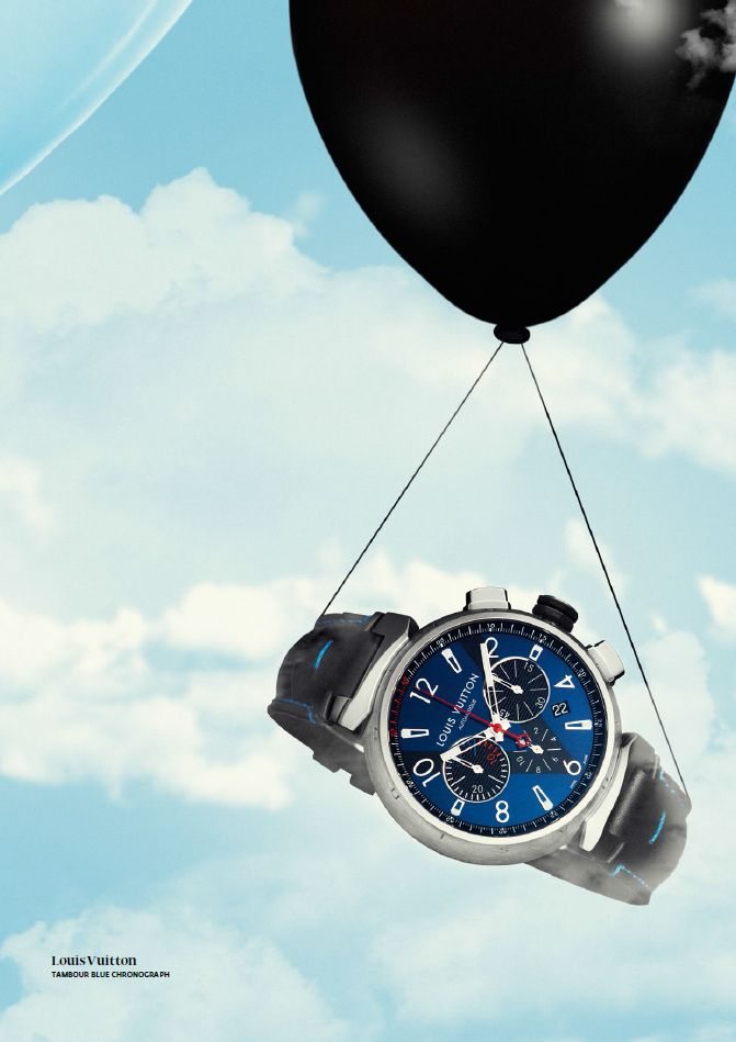 Louis Vuiton -tambour blue chronograph- ==>visit our webpage at: http://www.gmtmag.com/?lang=en ==>Follow us on fb: https://www.facebook.com/GMTMagazine?ref=aymt_homepage_panel  #louisvuitton #bluechronograph #tambour