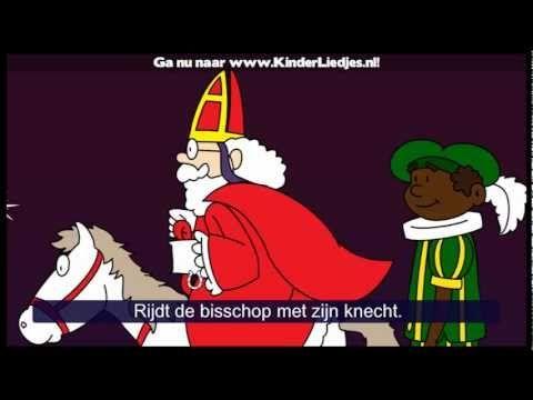 ▶ Op de hoge, hoge daken - Sinterklaasliedjes van vroeger - YouTube
