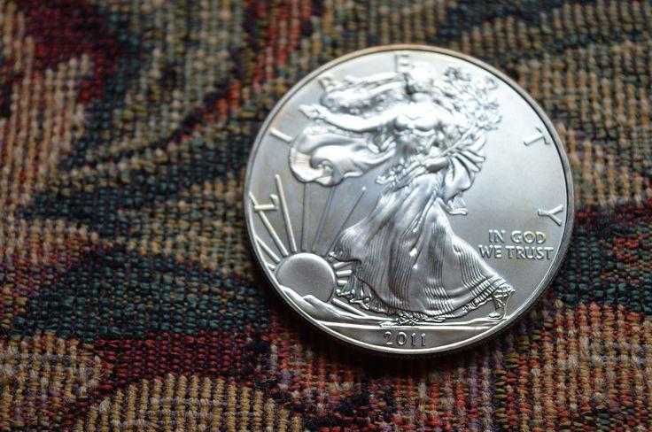 "2011 United States 1 oz Silver (.999) $1 ""American Silver Eagle"" b.unc | eBay"
