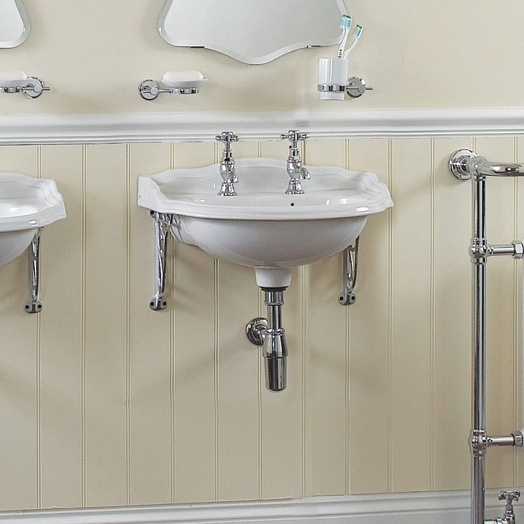 Traditional English Cloakroom Basin By Old Fashioned Bathrooms Nice Look
