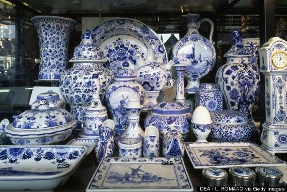 11 souvenirs that are better than shot glasses (delftware from the Netherlands, tequila from Mexico, salted butter from France, wine from Spain, etc.)