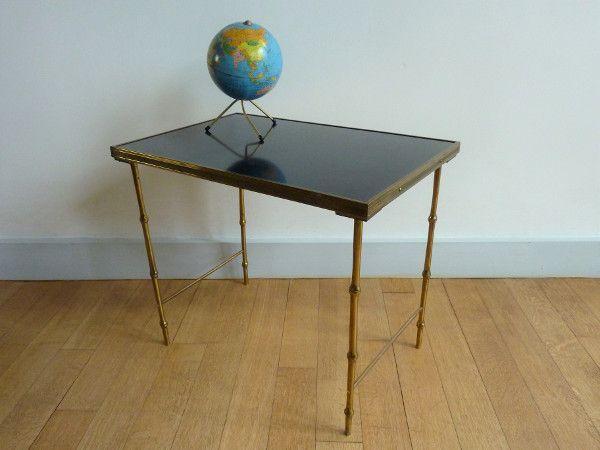 Table Bambou Table Bambou Mobilier Ancien