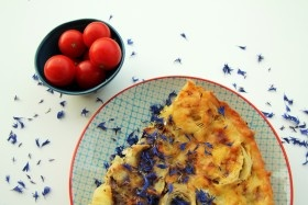 Artichoke pie from veggis.samaraga.com