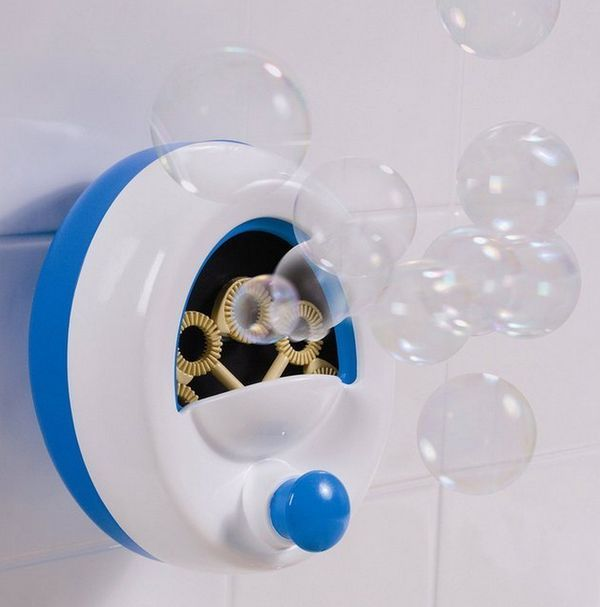 You and Your Baby Will Have a Blast During Your Next Bubble Bath trendhunter.com