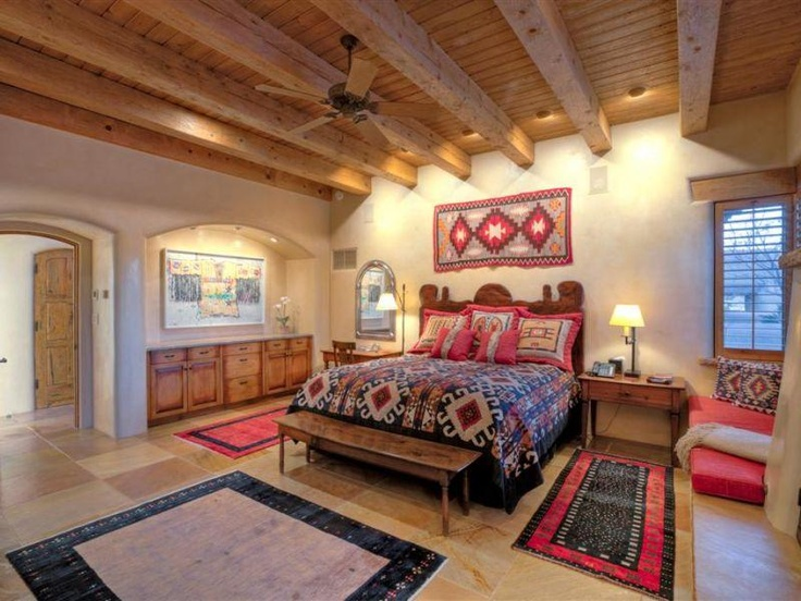 12 best images about southwest master bedroom on Pinterest  : 1188e2bacbe783b1a29559313bc7c477 western homes southwestern style from www.pinterest.com size 736 x 552 jpeg 156kB
