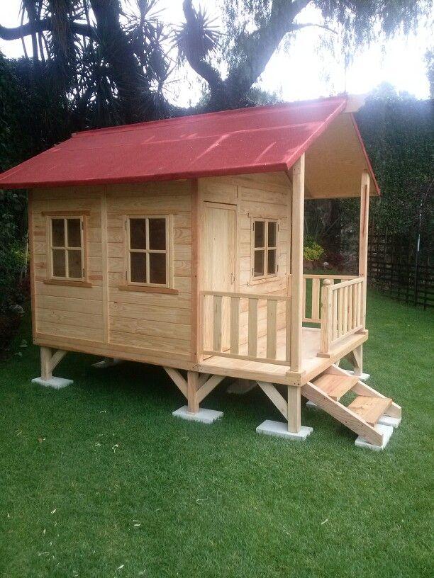 Casita para ni as juan muebles pinterest casa de brinquedo de paletes casa de madeira e - Casitas para ninas ...
