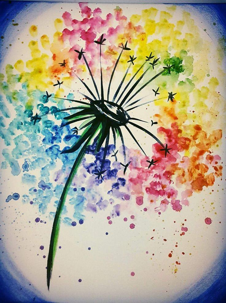 прикольные идеи для рисунков красками нашим, вашим, это