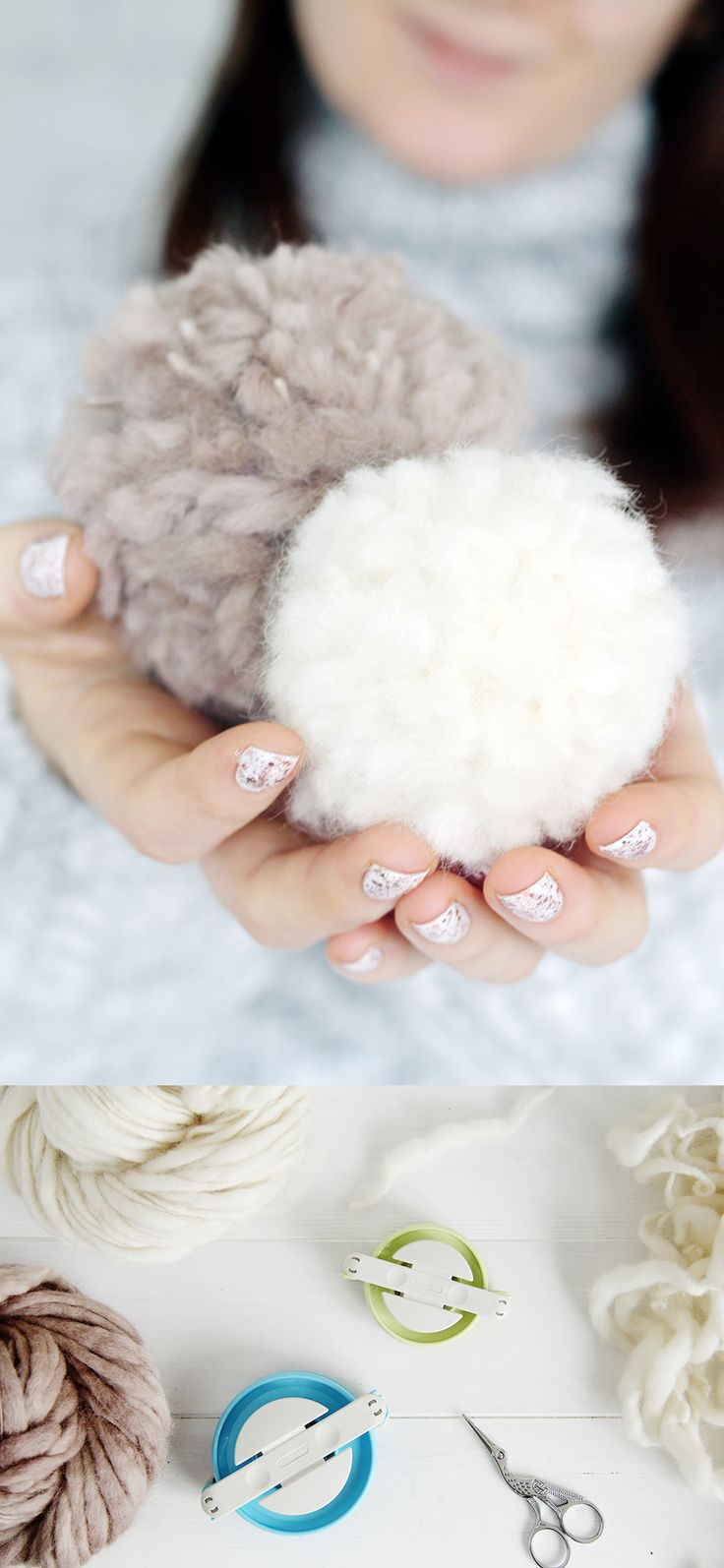 Simple Skills | DIY Teddy Bear Pom Poms