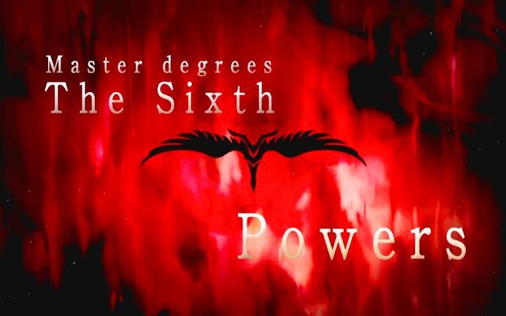 6.中位三階:能天使  (Podesta/Powers/Puissances)