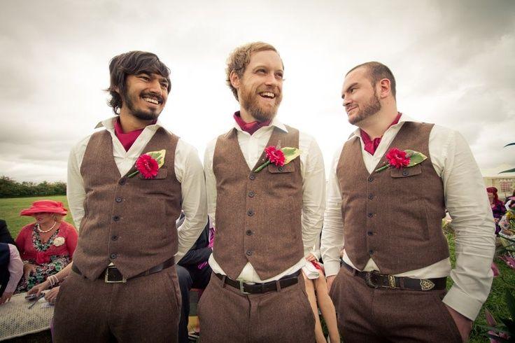 What Should Wedding Ushers Wear? #weddings #ushers #fashion