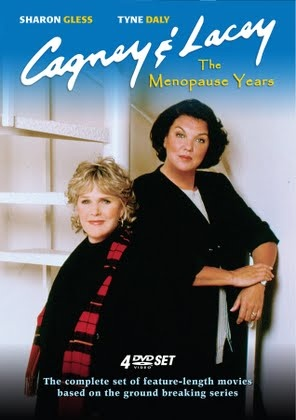 Cagney & Lacey...I enjoyed watching this show and the dynamics of their gender bond. Again...it was a time when more strong women were starting to be represented in what used to be the patriarchal land of men on television.