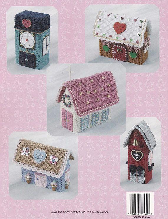 Gingerbread Village The Needlecraft Shop Crochet Christmas