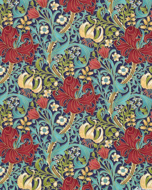 fabric timeless eden william - photo #11