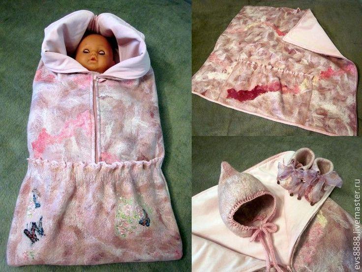 Купить Одеяло-трансформер для новорожденного - новорожденным, одеяло детское, конверт для малыша, конверт на выписку
