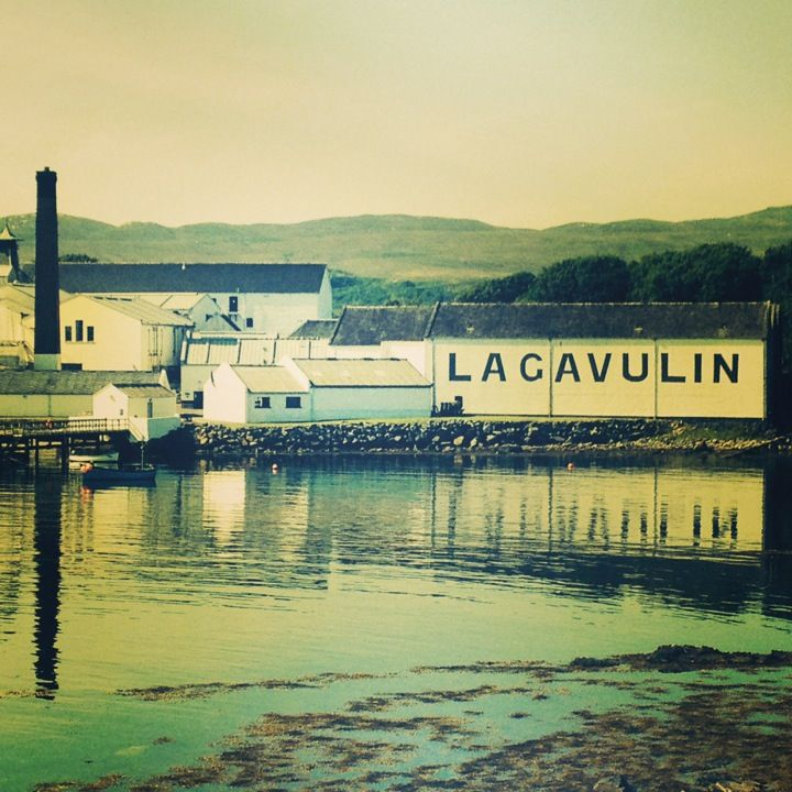 Lagavulin Distillery & Visitors Centre in Port Ellen