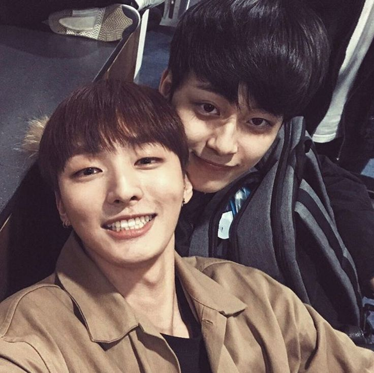 Yu Seonho (유선호) & Yoon Jisung (윤지성)