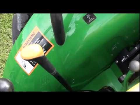 2015 JOHN DEERE 5055E For Sale