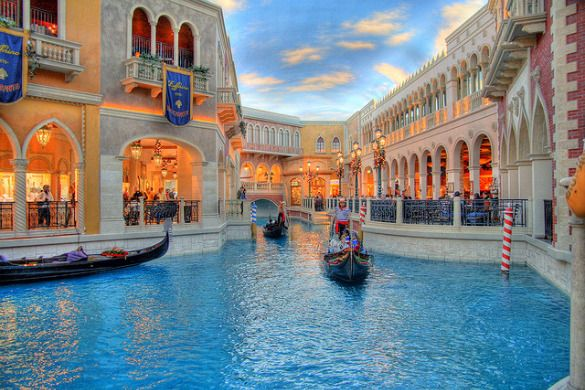 Gondola ride at the Venitian in Vegas CHECK! (Link to:Romantic Things to Do in Las Vegas | Las Vegas Travel Guide)