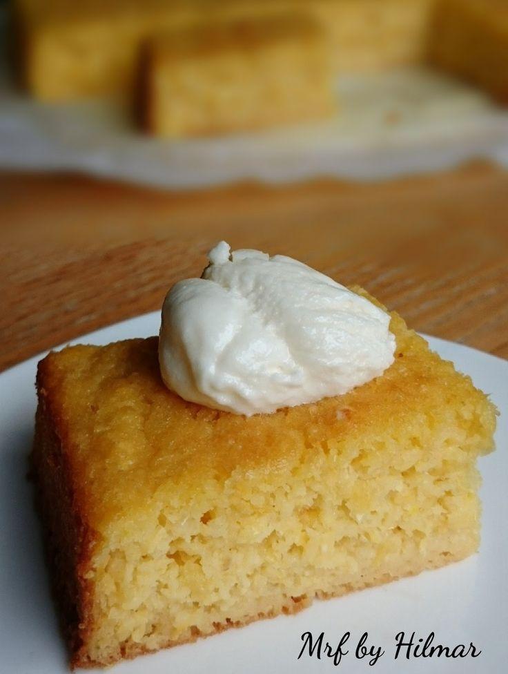 Mis recetas favoritas: Torta de elote (nueva versión de torta de jojoto)