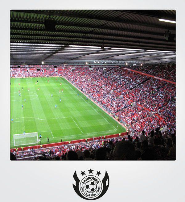 Old Trafford | Trafford | Club: Manchester United | Zuschauer: 76.212