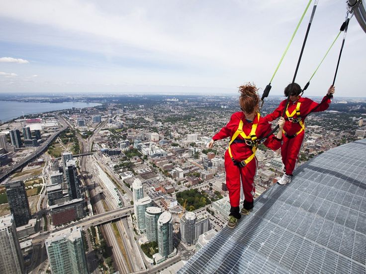 Top 10 Things to Do in Toronto | National Geographic | Discover ten must-do activities for your next trip to Toronto, Canada.