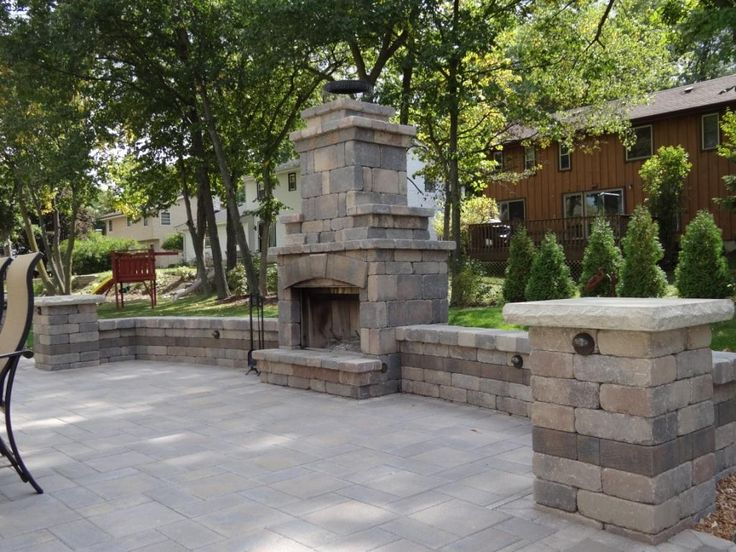 1000 images about patio on pinterest raised patio for Fireplace on raised deck
