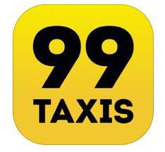 99 Taxi - aplicativo para chamar taxis, facilitando (e muito) o processo. Você pode até escolher a forma de pagamento.