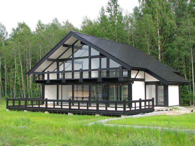 Фахверк: праздник деревянного домостроения - Затишний будинок