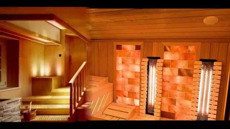 Indoor sauna by blocnow.com