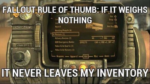 Collect all the ammo! #Fallout  fallout fallout 3 fnv fallout new vegas twitter