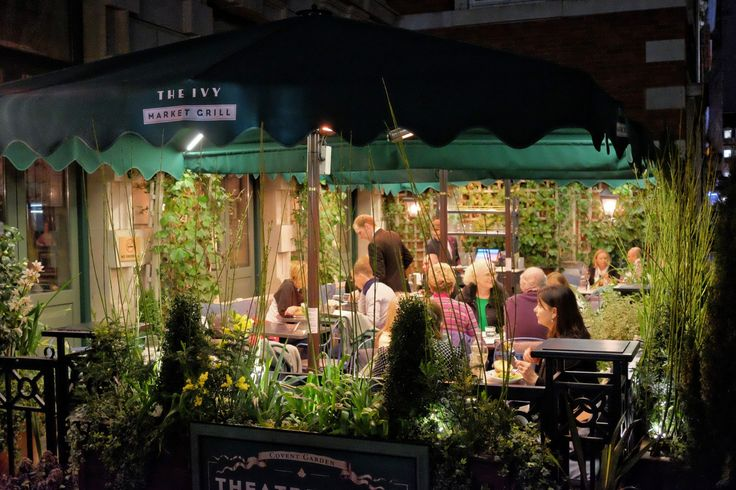 The Ivy Market Grill, London - Covent Garden - Restaurant Reviews, Phone Number & Photos - TripAdvisor