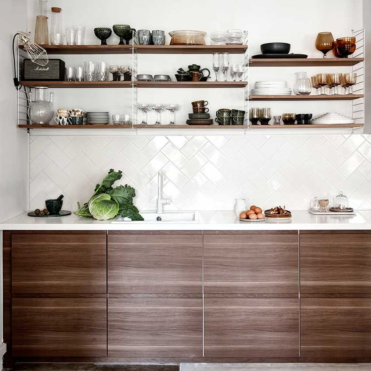 how to finish top of ikea kitchen cabinets