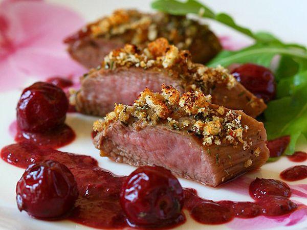 Ягодный соус к мясу – рецепт старорусской кухни | Идея Меню