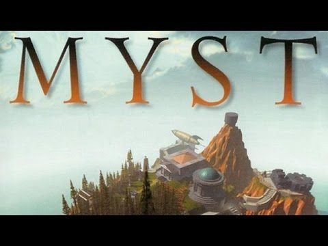 Myst - Atari Jaguar CD