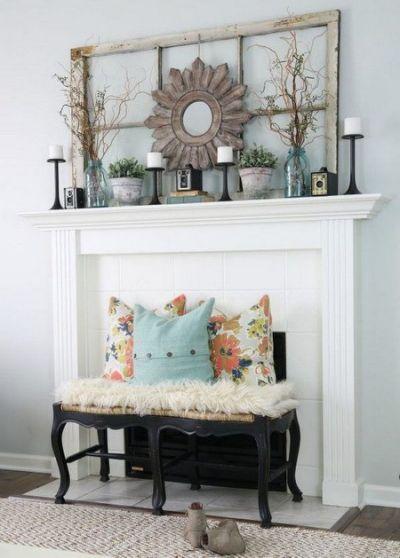 Best 25 Rustic Living Rooms Ideas On Pinterest: Best 25+ Rustic Mantle Decor Ideas On Pinterest