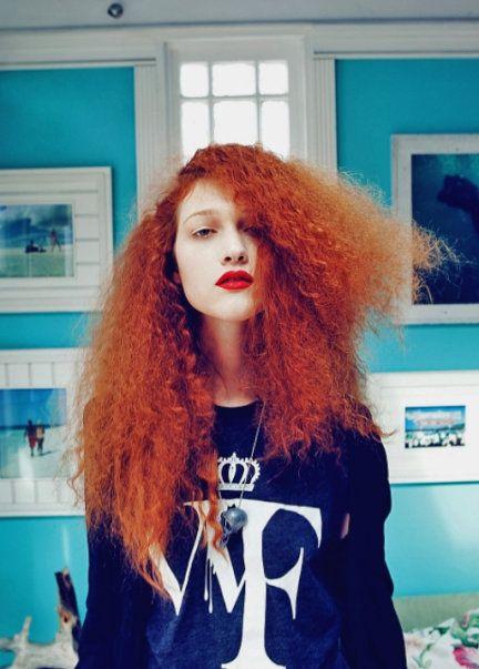 Redhead, Nicole Fox