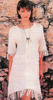 Kreatívny Magazín: Pletené šaty