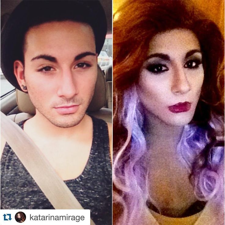 #Repost @katarinamirage with @repostapp. ・・・ #TransformationTuesday with my #Venus look I never debuted at #EgoParties #Drag #dragqueens #dragqueen #dragtransformation #dragqueenmakeup #aphrodite #katarinamirage #boytogirl