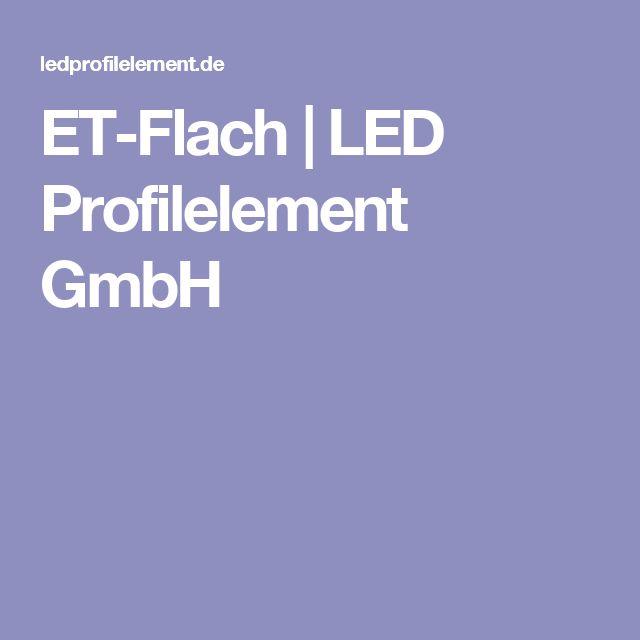 ET-Flach   LED Profilelement GmbH